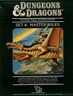 D&D Masters Set Box Cover